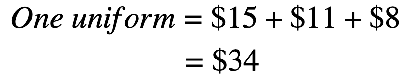 What is a distributive property