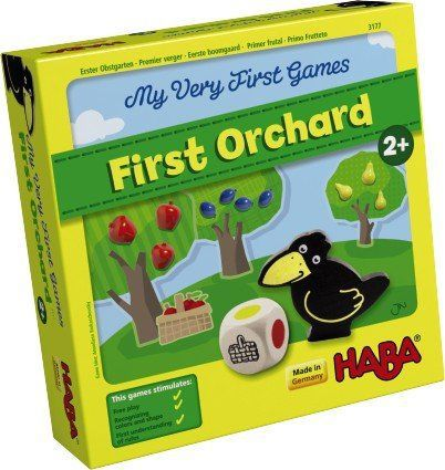 First Orchard board games for young kids first board game