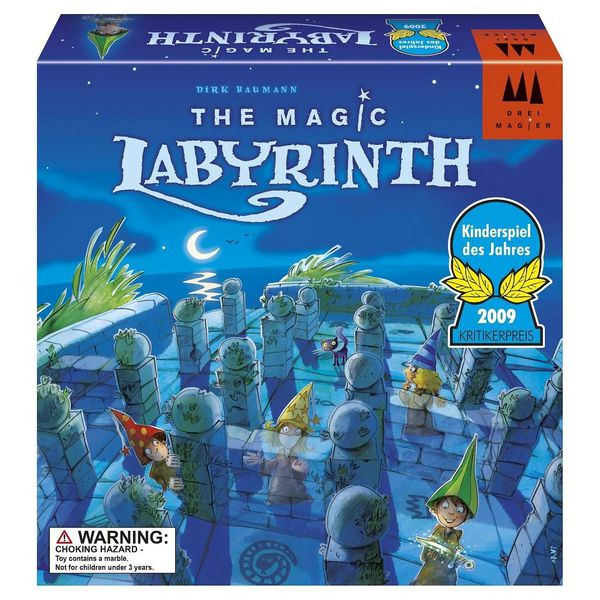 the magic labyrinth board game for kids
