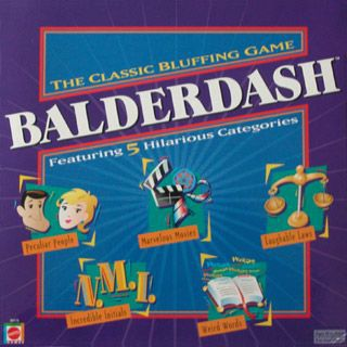 balderdash board game word game