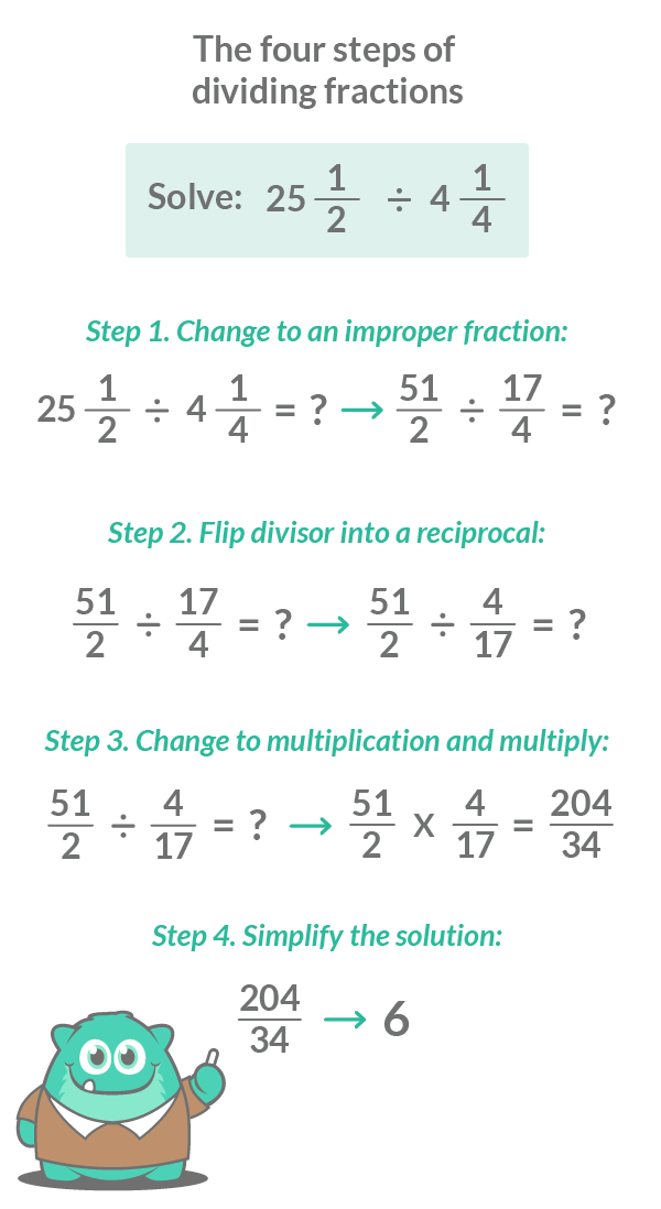 dividing fractions worksheet pdf