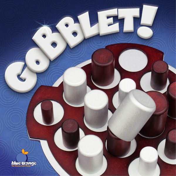 gobblet board game strategy