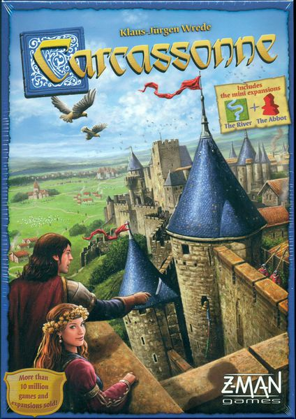 carcassonne board game for families