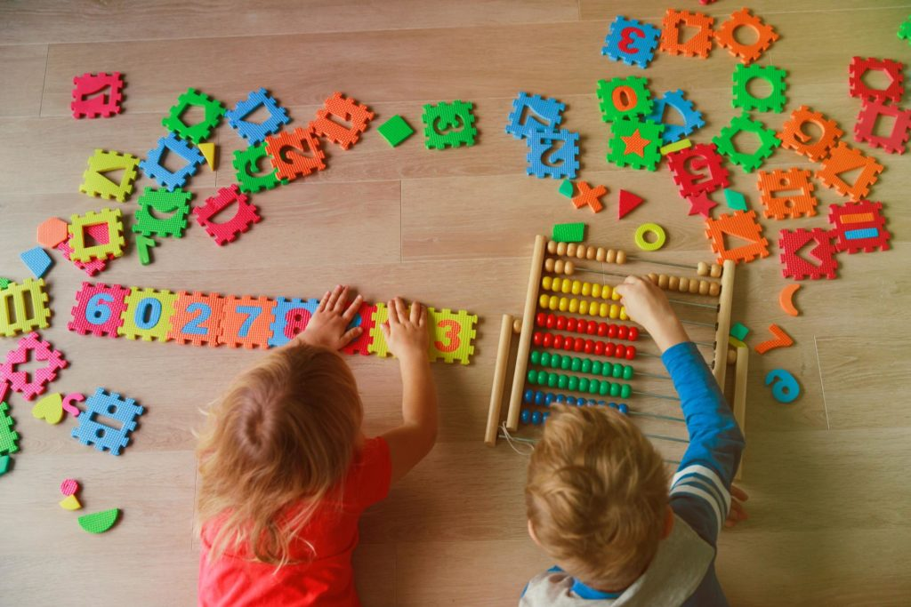 math puzzles help children discover cool math facts