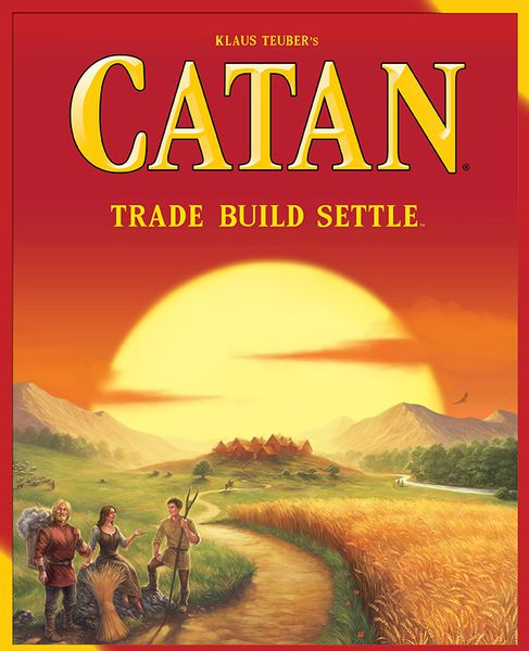 catan board game for families