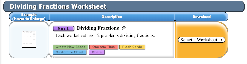 how to divide algebraic fractions