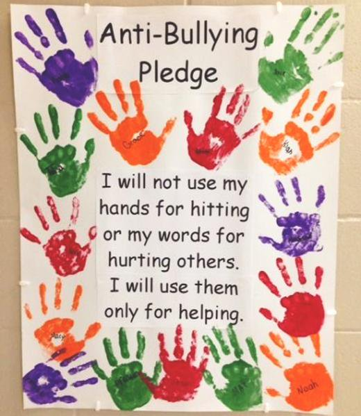 bullying prevention activities