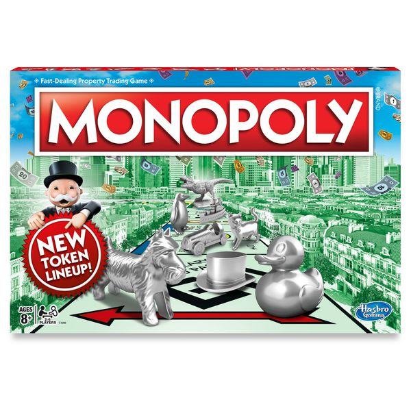 monopoly board game classic board games for kids