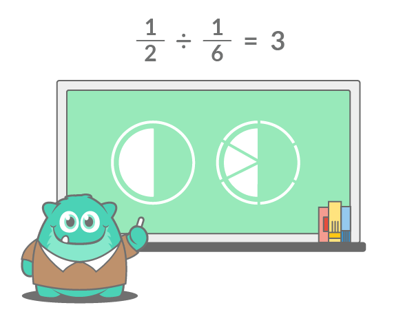 how dividing fractions