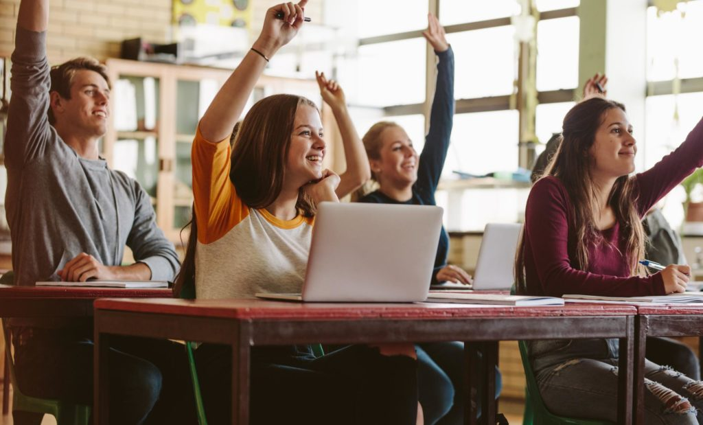Student engagement activities boost student achievement.