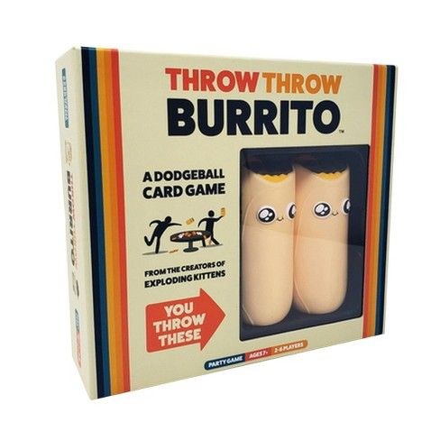 throw throw burrito family board game